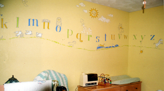 mural child room